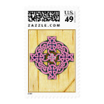 Small Celtic Cross stamp