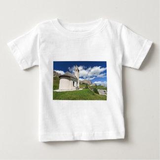 small chapel in Gardena pass Baby T-Shirt