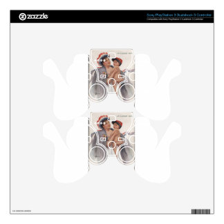 Small chicken become great eagle by Sergey Solomko PS3 Controller Decals