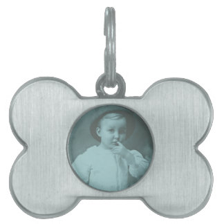Small Child Pet Tag