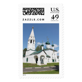 Small church postage