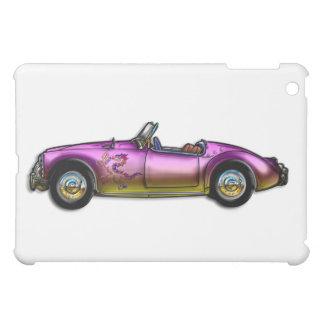 small classic sports car iPad mini cover
