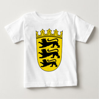 Small coat of arms of Baden-Wuerttemberg Baby T-Shirt