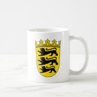 Small coat of arms of Baden-Wuerttemberg Coffee Mug