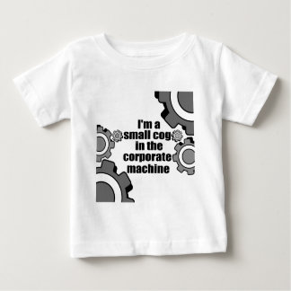 Small Cog/Giant Corporation Baby T-Shirt