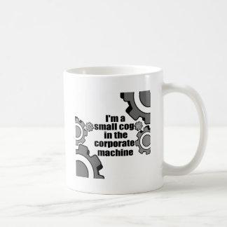 Small Cog/Giant Corporation Coffee Mug