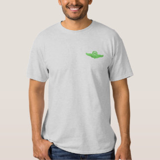 Small Command Pilot Embroidered T-Shirt