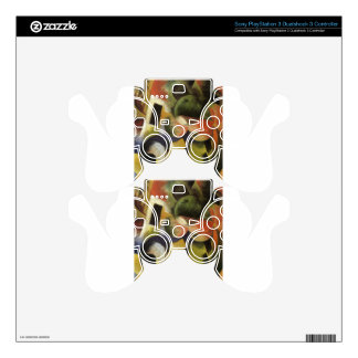 Small Composition II by Franz Marc PS3 Controller Skin