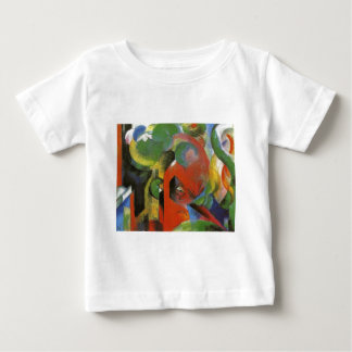 Small Composition III by Franz Marc Baby T-Shirt