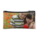 Small Cosmetic Bag Handbag Personalized Picture