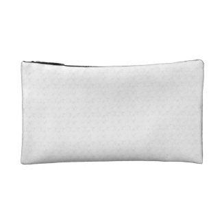 Small Cosmetic Bag - Silver Crystal