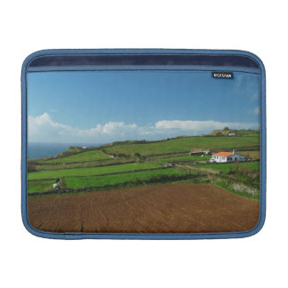 Small cottage and pastures sleeve for MacBook air