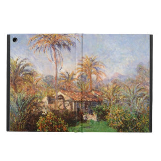 Small Country Farm in Bordighera by Claude Monet iPad Air Case