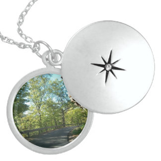 Small Country Road Locket