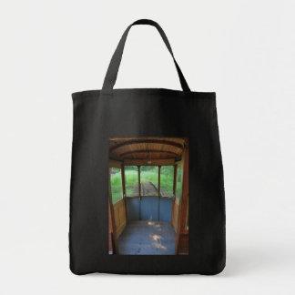 Small course car tote bag