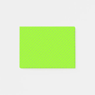 Small Custom Text | Green Post-it Notes