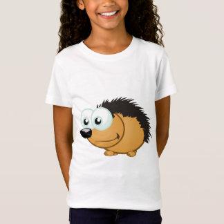 Small cute hedgehog animation cartoon illustration T-Shirt