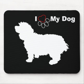 Small Dog Mouse Pad