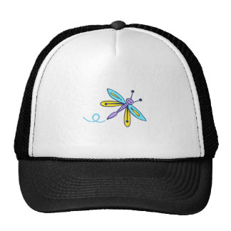 SMALL DRAGONFLY HAT