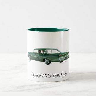Small Dynamic 88 Celebrity Sedan Mug