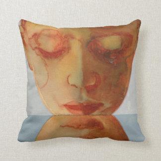 Small Echo 2004 Throw Pillow
