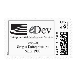Small eDev $.44 Oregon Entreprenuers Postage