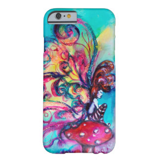 SMALL ELF OF MUSHROOMS BARELY THERE iPhone 6 CASE