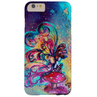 SMALL ELF OF MUSHROOMS BARELY THERE iPhone 6 PLUS CASE