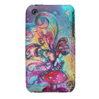 SMALL ELF OF MUSHROOMS Case-Mate iPhone 3 CASE