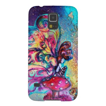 Halloween Themed SMALL ELF OF MUSHROOMS GALAXY S5 COVER