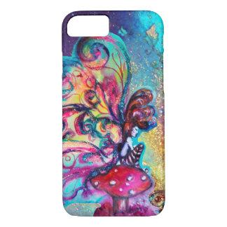 SMALL ELF OF MUSHROOMS iPhone 8/7 CASE