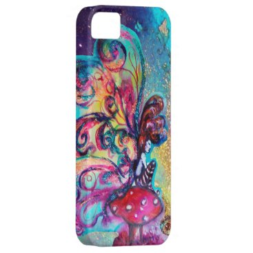 Halloween Themed SMALL ELF OF MUSHROOMS iPhone SE/5/5s CASE
