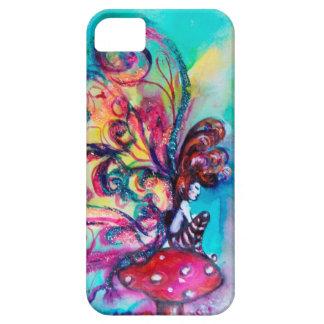 SMALL ELF OF MUSHROOMS iPhone SE/5/5s CASE