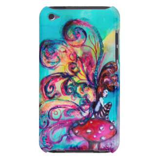 SMALL ELF OF MUSHROOMS iPod TOUCH CASE