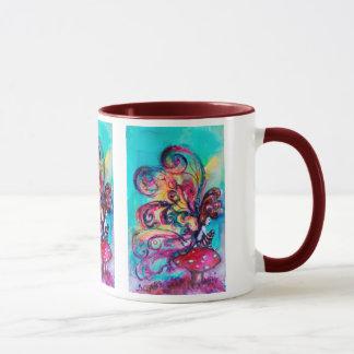 Small Elf of Mushrooms Mug