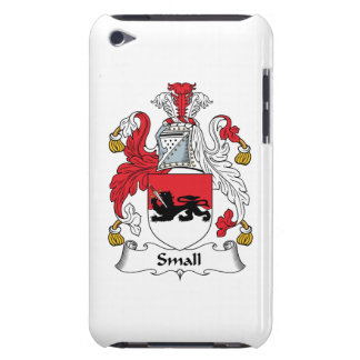 Small Family Crest Barely There iPod Cases