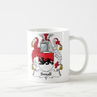 Small Family Crest Coffee Mug