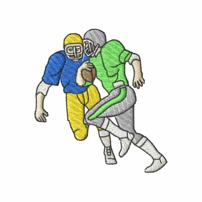 Small Football Players