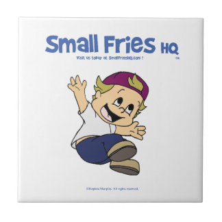Small Fries HQ Albert Ceramic Tile