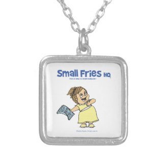 Small Fries HQ Angela Necklace Sq