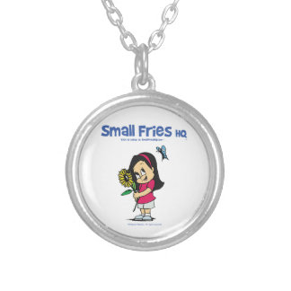Small Fries HQ Becky Necklace Round