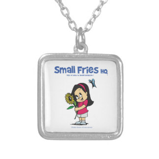 Small Fries HQ Becky Necklace Square