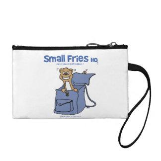 Small Fries HQ Clutch Bag