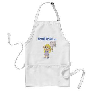 Small Fries HQ Ophelia Apron