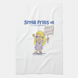 Small Fries HQ Ophelia Kitchen Towels