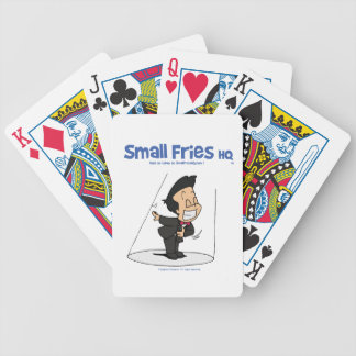 Small Fries HQ Oscar Playing Cards