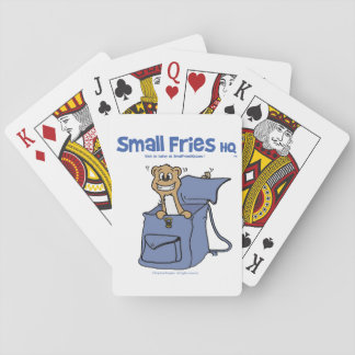 Small Fries HQ Poker Cards