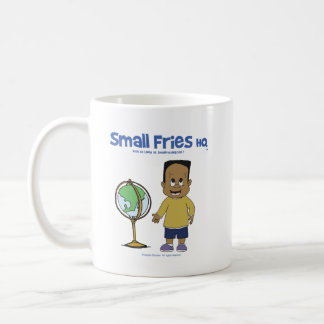 Small Fries HQ Raymond Mug