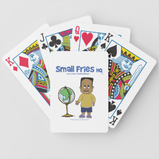 Small Fries HQ Raymond Playing Cards