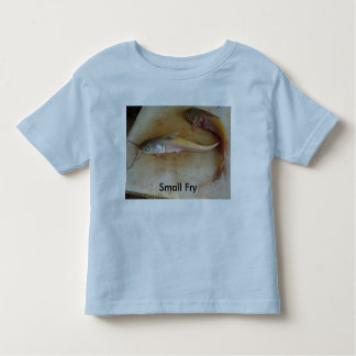 Small Fry, Fish Toddler T-shirt